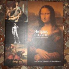 Libros: HISTORIA DEL ARTE. Lote 108846016