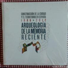 Libros: ARQUEOLOGIA DE LA MEMORIA RECIENTE. Lote 111010280