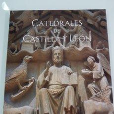 Libros: LAS CATEDRALES DE CASTILLA Y LEÓN. Lote 111489014