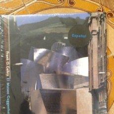 Libros: FRANK O. GEHRY: EL MUSEO GUGGENHEIM DE BILBAO. Lote 113651287