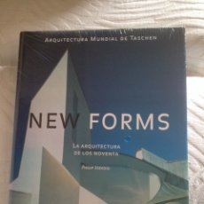 Libros: NEW FORMS BY PHILIP JODIDIO (TASCHEN). Lote 113652458
