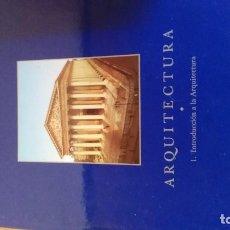 Libros: ARQUITECTURA SALVAT. Lote 114537011