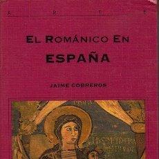 Libros: EL ROMANICO EN ESPAÑA - GUIAS PERIPLO. Lote 121995319