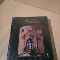 Libros: ARTISTAS ASTURIANOS, PROYECTO ASTUR, ARQUITECTOS, TOMO X, SIN ABRIR.. Lote 122027920