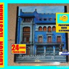 Libros: LA SEDE DE GESTUR Y LA ARQUITECTURA DE UNA MANZANA HISTÓRICA DE LAS PALMAS DE GRAN CANARIA JOSÉ GAGO. Lote 125456814