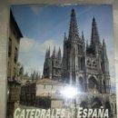 Libros: PATRIMONIO CULTURAL DE ESPAÑA. CATEDRALES DE ESPAÑA - JOSÉ PEÑA MARTINEZ -ED. 2002 EDICIONES RUEDA. Lote 137543050