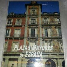 Libros: PATRIMONIO CULTURAL DE ESPAÑA PLAZAS MAYORES DE ESPAÑA EDICIONES RUEDA-1993.J.M.S.A. NUEVO . Lote 137543234
