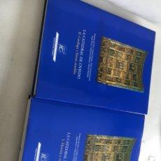 Libros: LIBROS LA CATEDRAL DE OVIEDO. TOMOS I Y II- PERFECTO ESTADO. Lote 138115638