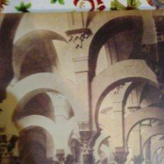 Libros: EL LABERINTO DE COLUMNAS FOTOS MEZQUITA DE CÓRDOBA. Lote 143360056