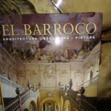 Libros: EL BARROCO. Lote 145053077