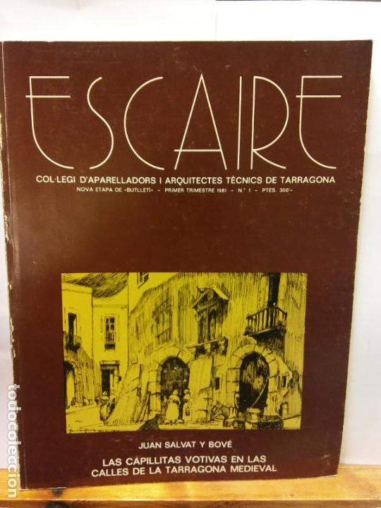 STQ.JUAN SALVAT Y BOVE.ESCAIRE... (Libros Nuevos - Bellas Artes, ocio y coleccionismo - Arquitectura)
