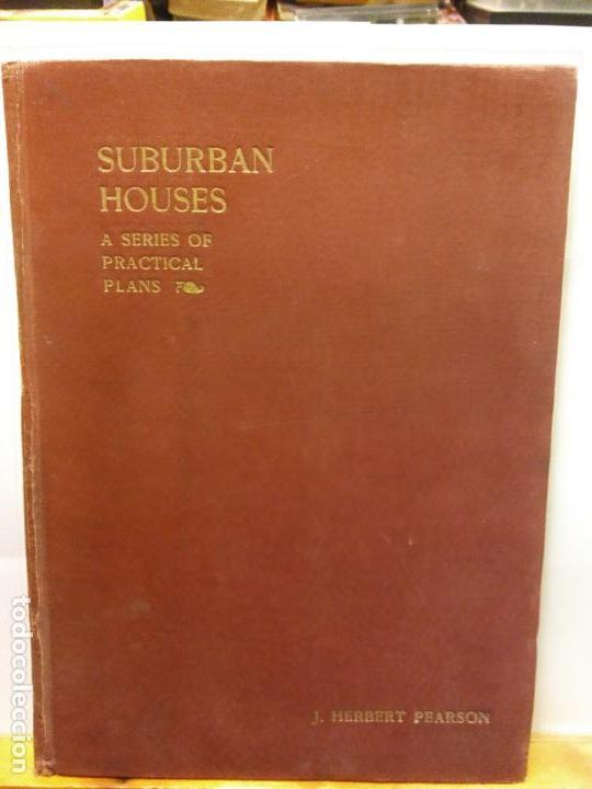 STQ.HERBERT PEARSON.SUBURBAN HOUSES.EDT, LONDON.. (Libros Nuevos - Bellas Artes, ocio y coleccionismo - Arquitectura)