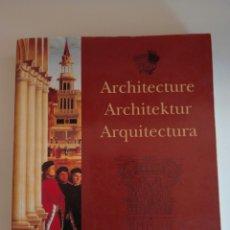 Libros: ARQUITECTURA L' AVENTURINE. Lote 146724812
