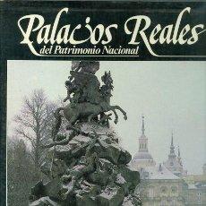 Libros: PALACIOS REALES DEL PATRIMONIO NACIONAL. Lote 147506166