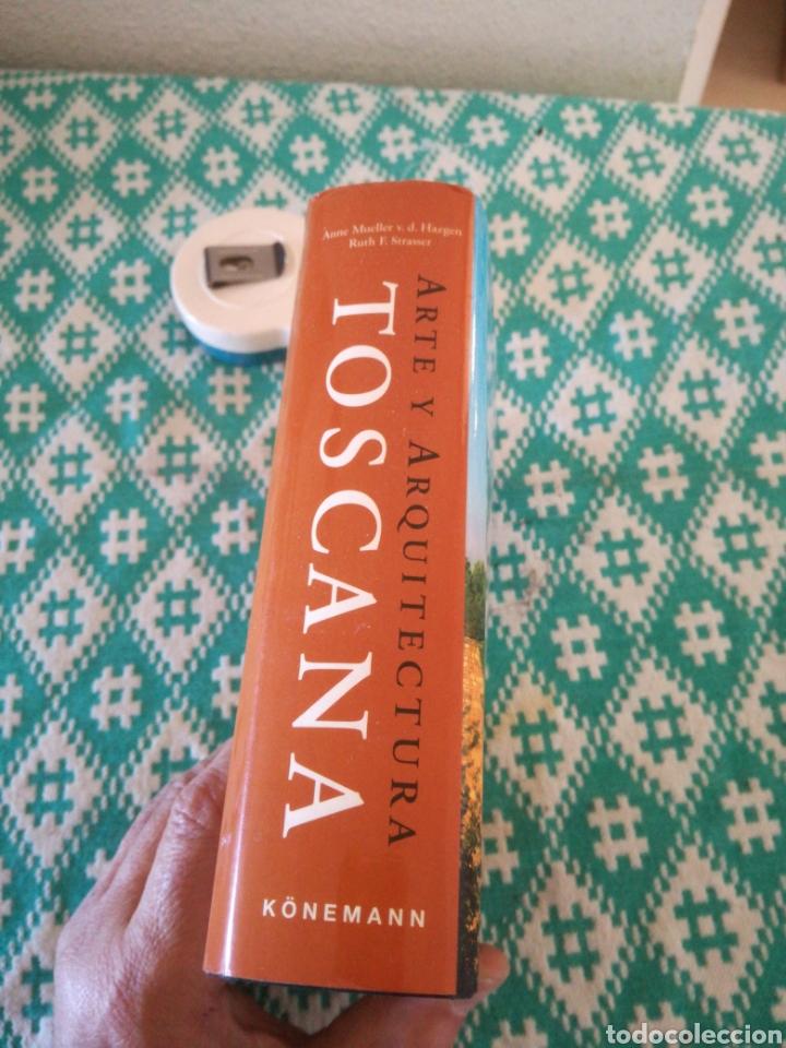Libros: ARTE Y ARQUITECTURA TOSCANA - Foto 2 - 148754465