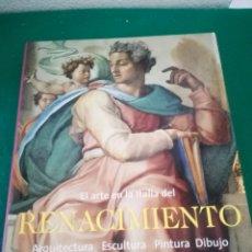Libros: LIBRO DE ARTE. Lote 154690554
