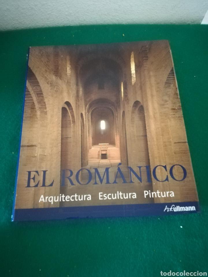 LIBRO DE ARTE EL ROMANICO (Libros Nuevos - Bellas Artes, ocio y coleccionismo - Arquitectura)