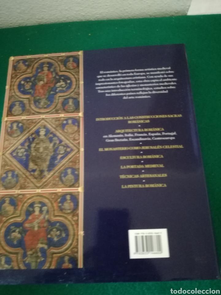 Libros: LIBRO DE ARTE EL ROMANICO - Foto 3 - 154690957