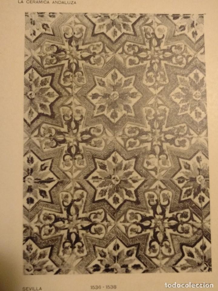 Libros: La ceramica andaluza ( Casa Pilatos) - Foto 3 - 155897858