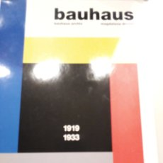 Libros: BAUHAUS ARCHIV-MAGDALENA DROSTE. Lote 155977021