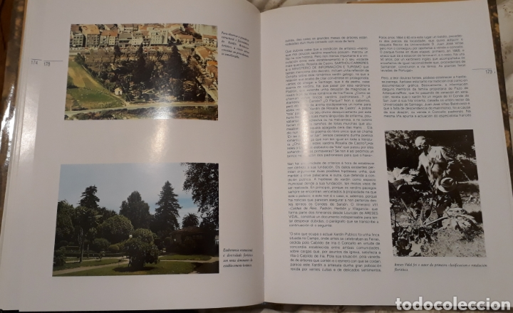 Libros: Alamedas, xardíns e parques de Galicia - Foto 4 - 159769292