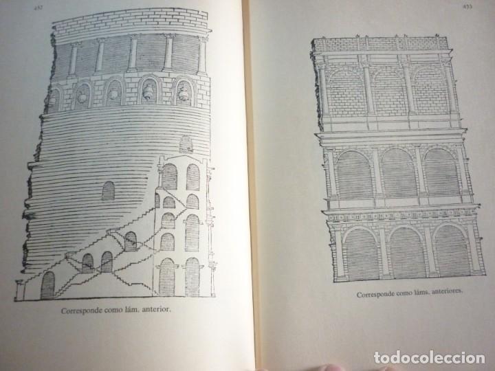 Libros: LA ARQUITECTURA TECNICA EN SUS TEXTOS HISTORICOS. ALBERTI EJEMPLAR NUMERO 1671 - Foto 6 - 163609626