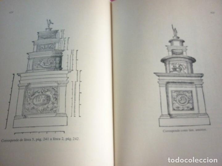 Libros: LA ARQUITECTURA TECNICA EN SUS TEXTOS HISTORICOS. ALBERTI EJEMPLAR NUMERO 1671 - Foto 8 - 163609626