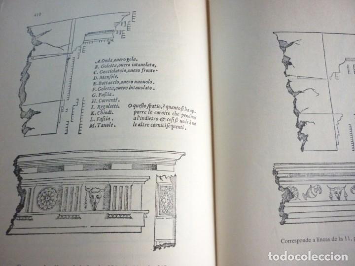 Libros: LA ARQUITECTURA TECNICA EN SUS TEXTOS HISTORICOS. ALBERTI EJEMPLAR NUMERO 1671 - Foto 9 - 163609626