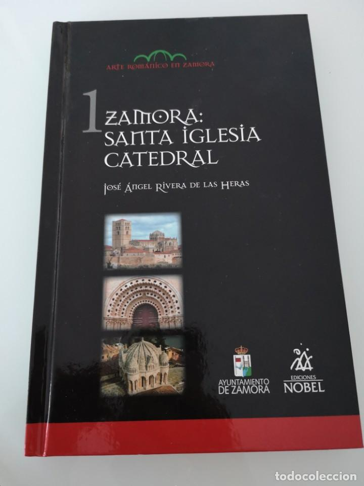 ZAMORA SANTA IGLESIA CATEDRAL JOSÉ ANGEL RIVERA DE LAS HERAS (Libros Nuevos - Bellas Artes, ocio y coleccionismo - Arquitectura)