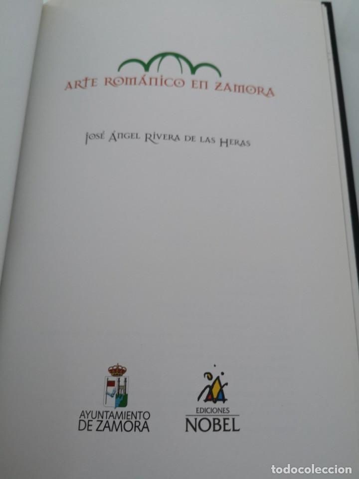 Libros: ZAMORA SANTA IGLESIA CATEDRAL JOSÉ ANGEL RIVERA DE LAS HERAS - Foto 2 - 163779102