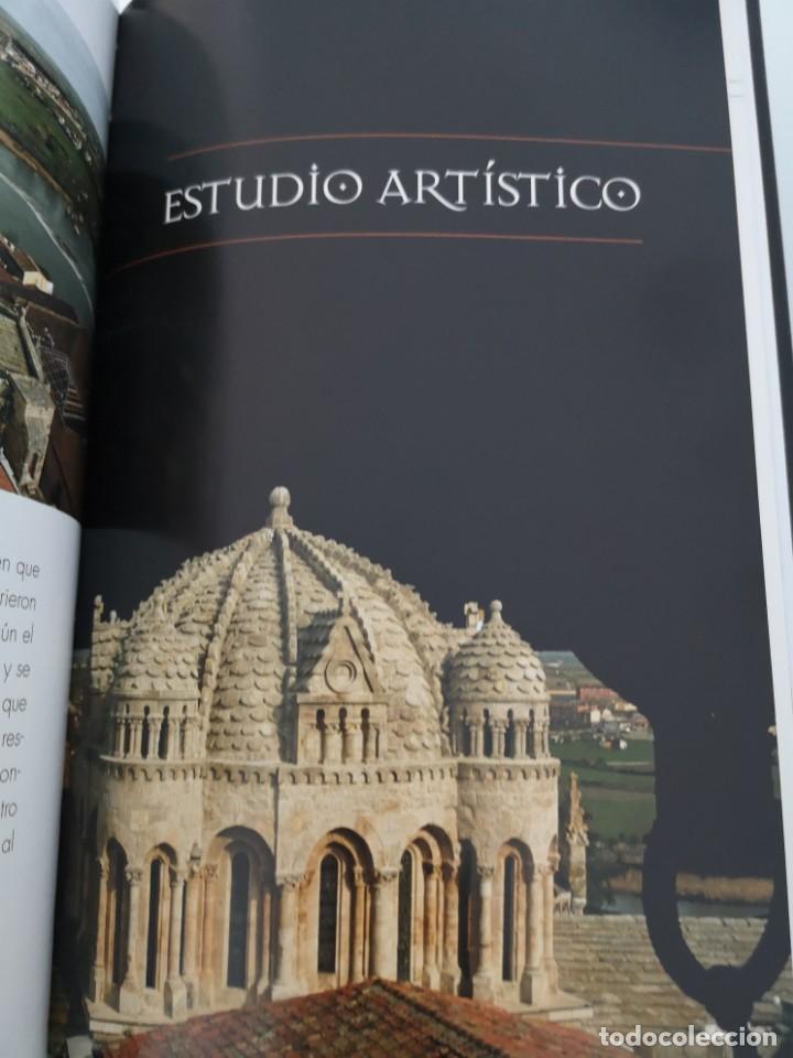 Libros: ZAMORA SANTA IGLESIA CATEDRAL JOSÉ ANGEL RIVERA DE LAS HERAS - Foto 4 - 163779102