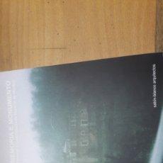 Libros: MOSTEIRO DE MONFERO LA CORUÑA MEMORIA E MONUMENTO LIMPIEZA CONSOLIDACIÓN SABÍN ..BLANCO ARQUITECTOS. Lote 163822404
