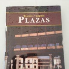 Libros: PLAZAS DE ESPAÑA NUEVO PRECINTADO . Lote 164048498