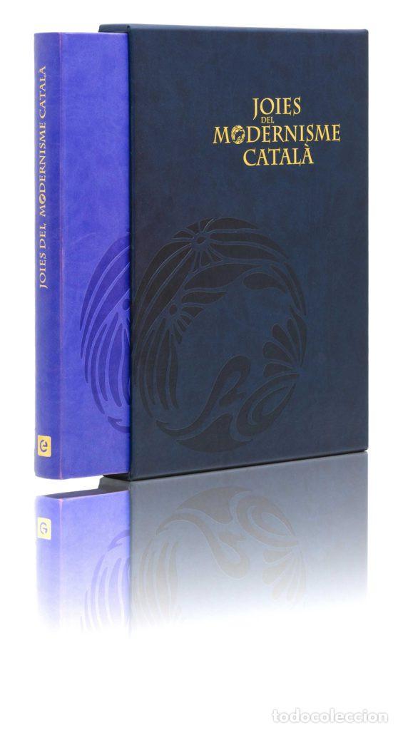 Libros: JOIES DEL MODERNISME CATALÀ GRUP ENCICLOPEDIA CATALANA NUEVO EMBALADO LIBRO ARQUITECTURA FOTOGRAFIA - Foto 2 - 165676282