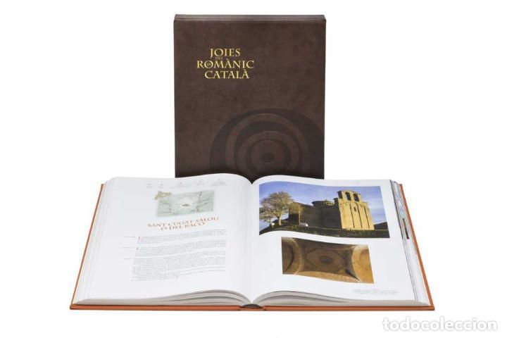 JOIES DEL ROMÀNIC CATALÀ ENCICLOPEDIA CATALANA NUEVO EMBALADO LIBRO DE ARQUITECTURA FOTOGRAFIA (Libros Nuevos - Bellas Artes, ocio y coleccionismo - Arquitectura)