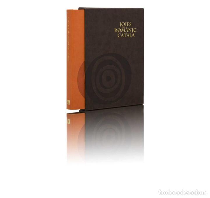 Libros: JOIES DEL ROMÀNIC CATALÀ ENCICLOPEDIA CATALANA NUEVO EMBALADO LIBRO DE ARQUITECTURA FOTOGRAFIA - Foto 2 - 165677014