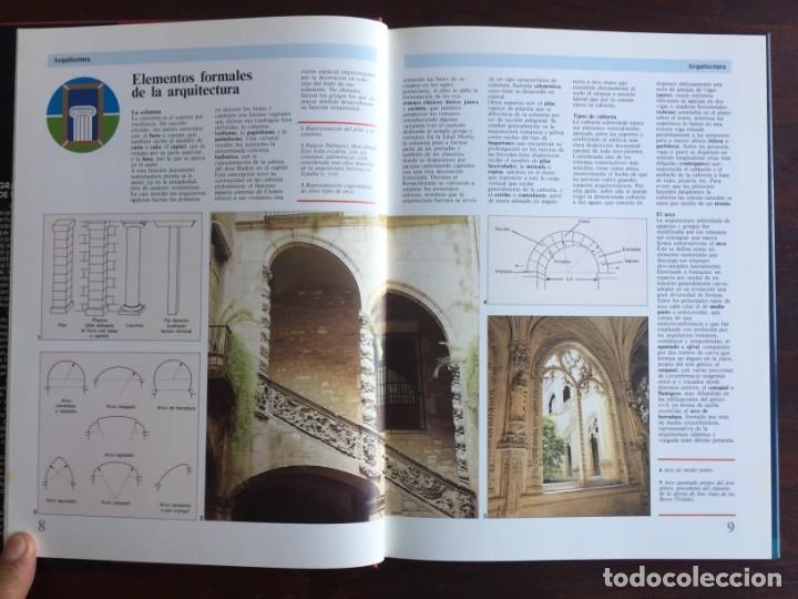 Libros: Ciencias del Arte. Colección gran enciclopedia de las ciencias. arquitectura, escultura y pintura, - Foto 3 - 181408032