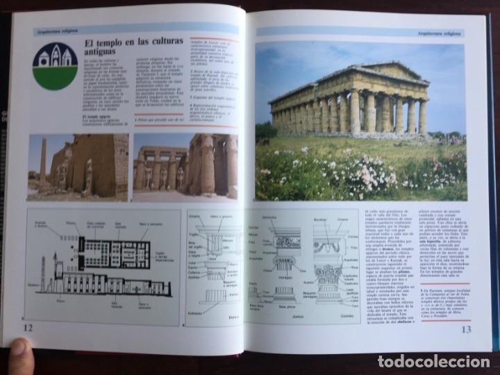 Libros: Ciencias del Arte. Colección gran enciclopedia de las ciencias. arquitectura, escultura y pintura, - Foto 4 - 181408032