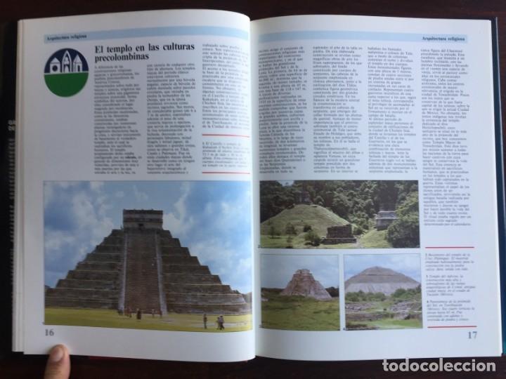 Libros: Ciencias del Arte. Colección gran enciclopedia de las ciencias. arquitectura, escultura y pintura, - Foto 5 - 181408032