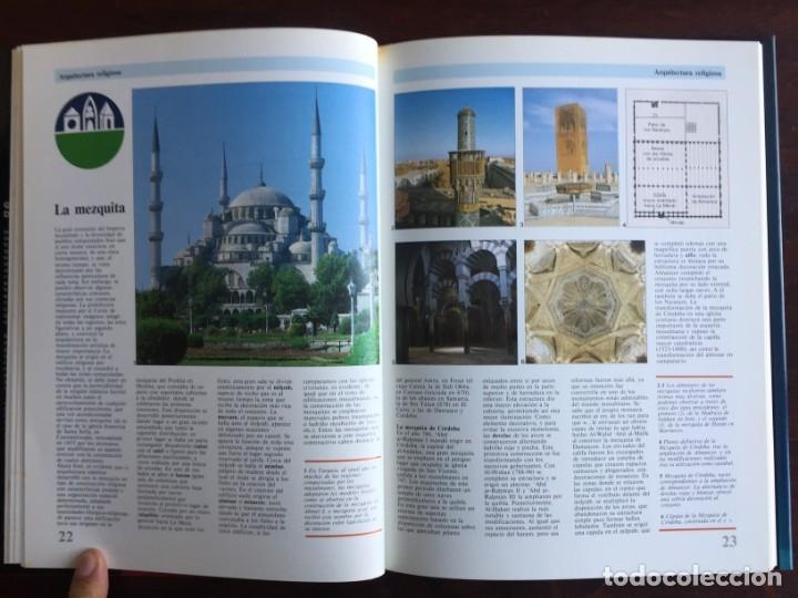 Libros: Ciencias del Arte. Colección gran enciclopedia de las ciencias. arquitectura, escultura y pintura, - Foto 7 - 181408032