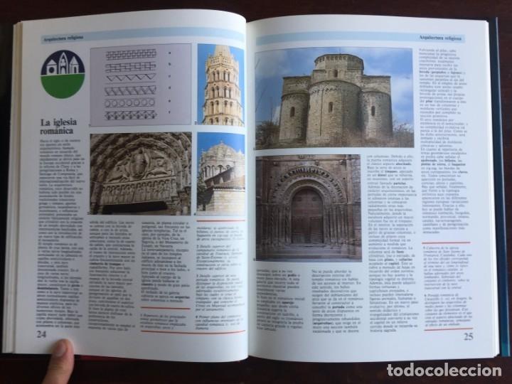 Libros: Ciencias del Arte. Colección gran enciclopedia de las ciencias. arquitectura, escultura y pintura, - Foto 8 - 181408032