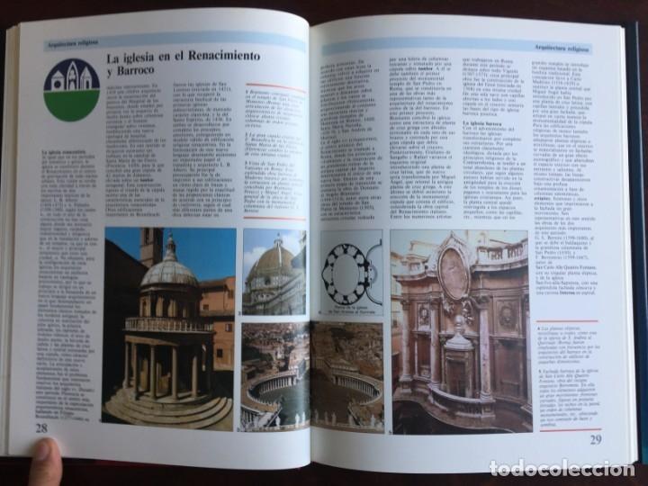 Libros: Ciencias del Arte. Colección gran enciclopedia de las ciencias. arquitectura, escultura y pintura, - Foto 9 - 181408032