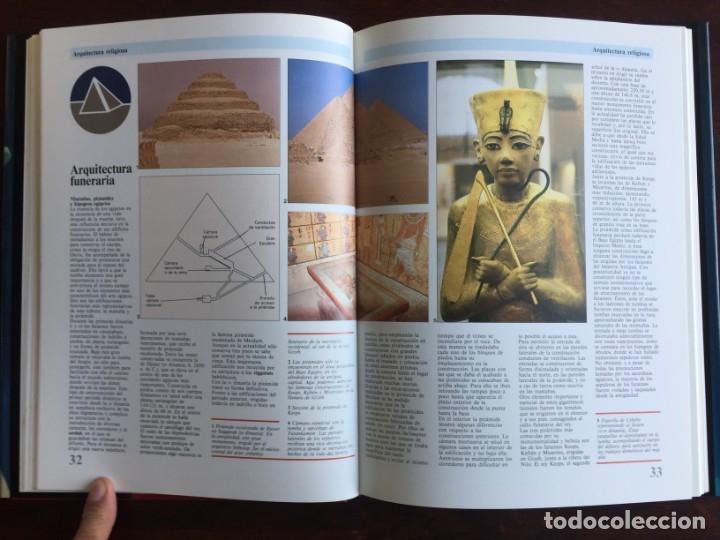 Libros: Ciencias del Arte. Colección gran enciclopedia de las ciencias. arquitectura, escultura y pintura, - Foto 10 - 181408032