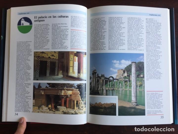 Libros: Ciencias del Arte. Colección gran enciclopedia de las ciencias. arquitectura, escultura y pintura, - Foto 11 - 181408032