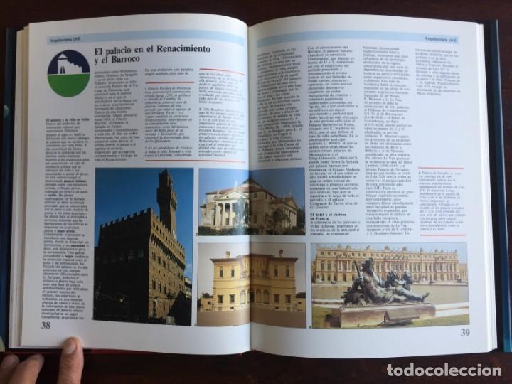 Libros: Ciencias del Arte. Colección gran enciclopedia de las ciencias. arquitectura, escultura y pintura, - Foto 12 - 181408032