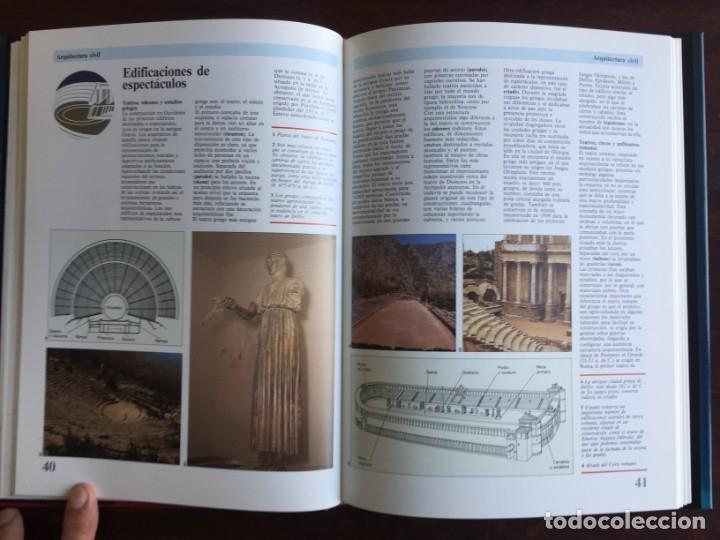 Libros: Ciencias del Arte. Colección gran enciclopedia de las ciencias. arquitectura, escultura y pintura, - Foto 13 - 181408032