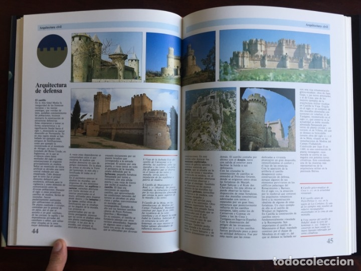 Libros: Ciencias del Arte. Colección gran enciclopedia de las ciencias. arquitectura, escultura y pintura, - Foto 14 - 181408032