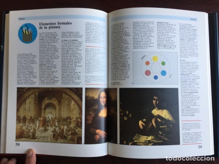 Libros: Ciencias del Arte. Colección gran enciclopedia de las ciencias. arquitectura, escultura y pintura, - Foto 17 - 181408032
