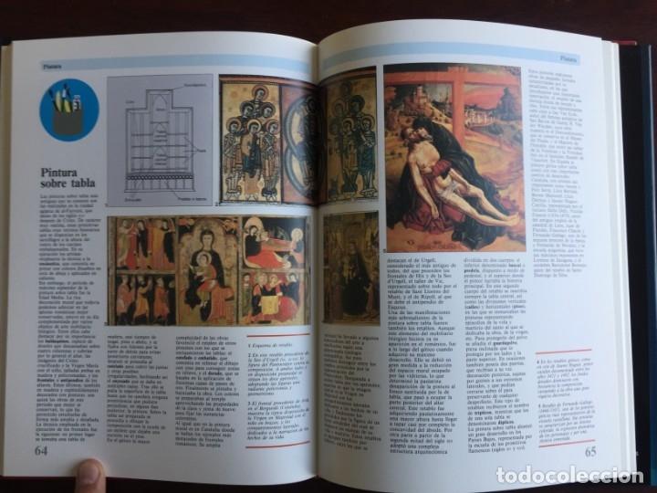 Libros: Ciencias del Arte. Colección gran enciclopedia de las ciencias. arquitectura, escultura y pintura, - Foto 18 - 181408032