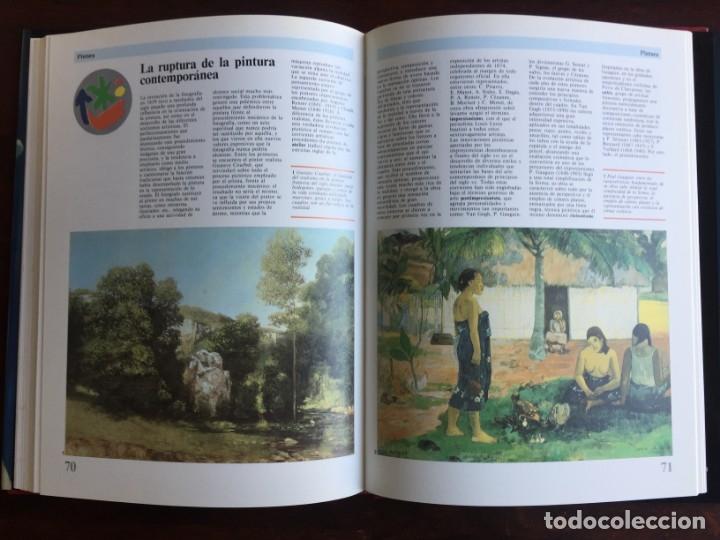 Libros: Ciencias del Arte. Colección gran enciclopedia de las ciencias. arquitectura, escultura y pintura, - Foto 20 - 181408032